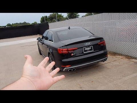2018 Audi S4 Prestige S-sport Drive and Price