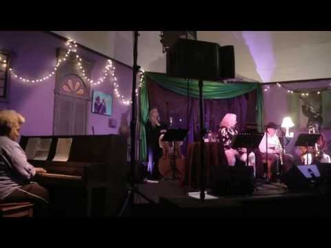 """""""WILD WOMEN DON'T HAVE THE BLUES"""": BARBARA DANE And The GOLDEN GATE HOT FIVE (July 19, 2014)"""