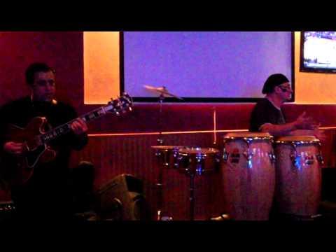 Frankie & The Burn, Frankie Cicala(Guitar), Bernie Dippolito (vocals)