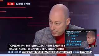 Крым Путин следующий президент Украины или Навальный ?Гордон все объяснил
