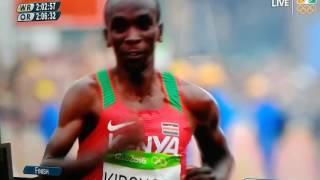 Maraton olimpico 2016