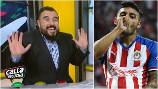 'La obligación de las Chivas 2.0, Súper Chivas es de ganar 5-0': Álvaro Morales | Calla y Escucha