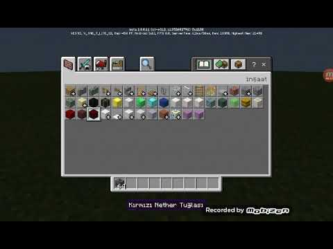 Hapishane yapımı otomatik modsuz Minecraft