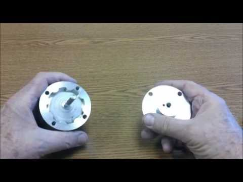 Injection Molding of Plastic at Home - Part 7 Molding the First Parts
