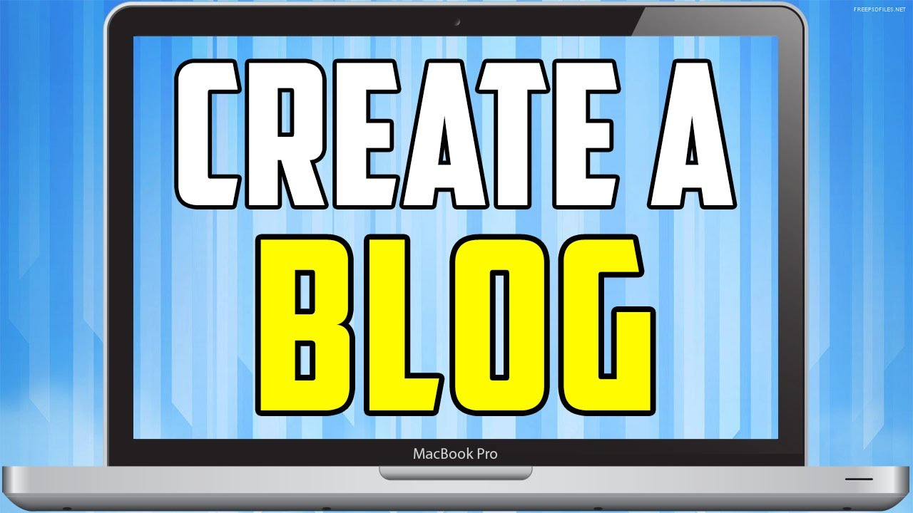 how to create a blog easy to follow tutorial how to create a blog easy to follow tutorial make your website