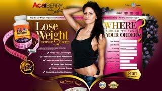 Best Acai Berry Weight Loss Program