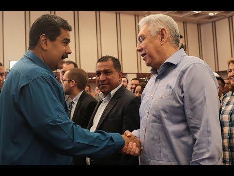 """Maduro encabezará """"proceso de pacificación"""": implicados en guarimbas deberán firmar acuerdo"""