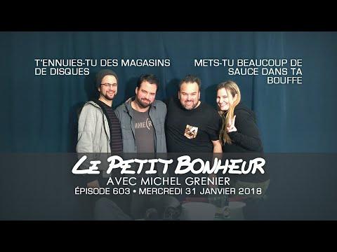 """LPB #603 - Michel Grenier - Aujourd'hui, tu vas apprendre ce que veut dire """"HMV"""""""