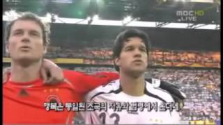 National anthem of Germany Fifa world cup 2006- Nationalhymne von Deutschland FIFA  2006