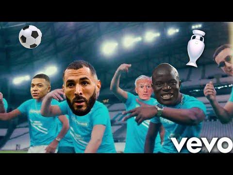 Download BANDE ORGANISÉE - ( Parodie équipe de france euro )