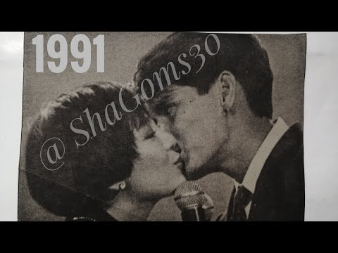 Sharon Cuneta - Richard Gomez What If We Fall In Love duet TSCS