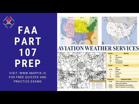 UAS Pilot: Aviation Weather Services