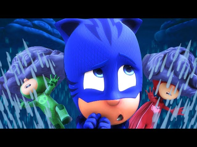 Pj Masks Full Episodes | Team Patrol #PJMasks - Cartoons for Kids
