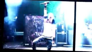 Arch Enemy - My Apocalypse [live @ Masters of Rock, Vizovice, 2014]