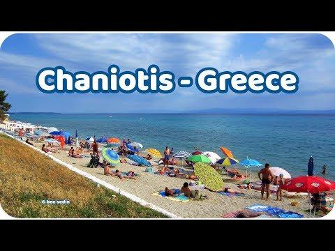 Chaniotis (Hanioti) - Chalkidiki, Greece