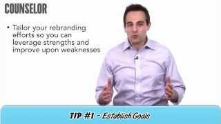 Begin Rebranding Your Company - Counselor How-To Minute