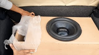 Beegroo Subwoofer Powerfull Air Force !! 400 RMS !! +918053480908