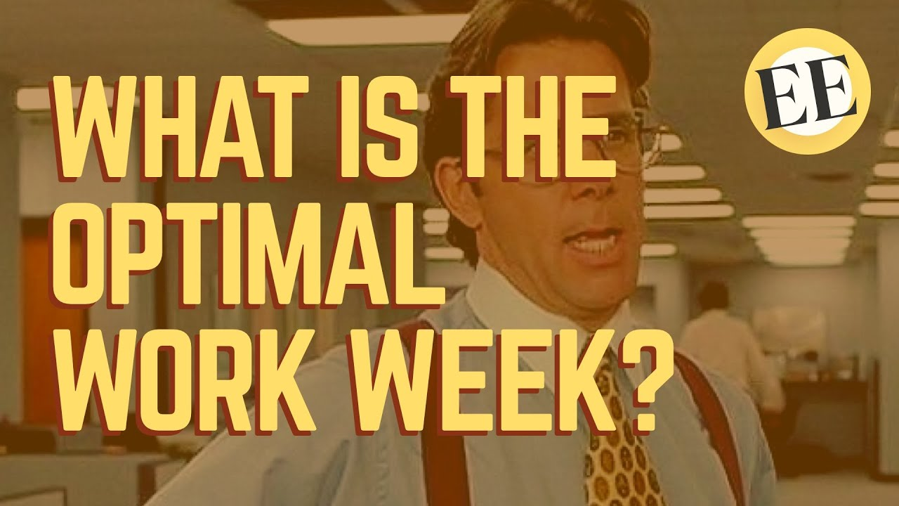 Do We Need to Work 40 Hours a Week?