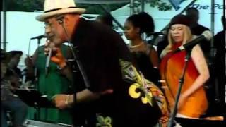 Reggie Houston - Miss Kelowna Greenhill -Blues Festival 2010