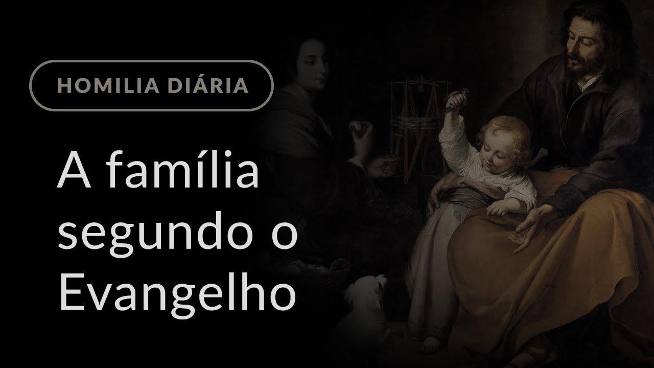 05 31 A Família Segundo O Evangelho Homilia Diária
