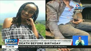 Neighbours defend Ivy Wangeci against claims of relationship with her killer
