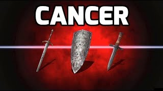 Dark Souls 3 The Most Cancerous Build