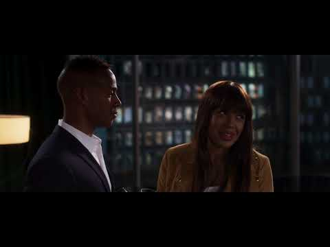 Fifty Shades Of Black showing the play room funny scene