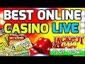 BEST ONLINE CASINO LIVE!!! (Play Scratchcard Tickets & WIN Lottery HERE!)
