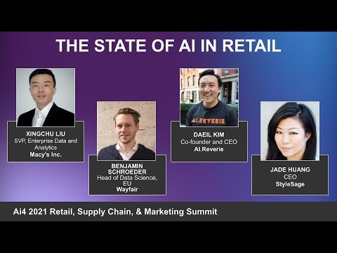 Panel: The State of AI in Retail
