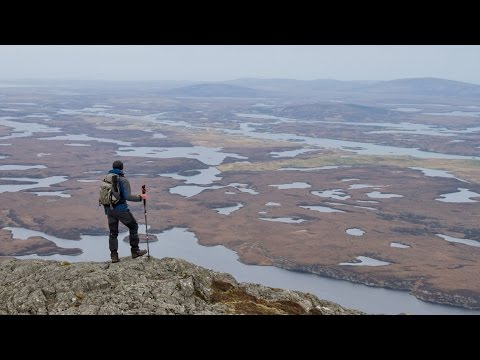 Blethering Ben - 72 - The highest point on North Uist