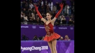 Alina Zagitova wins Olympic athletes from Russia's first gold in women's figure skating