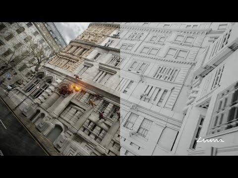 Doctor Strange VFX Breakdown By Luma Pictures