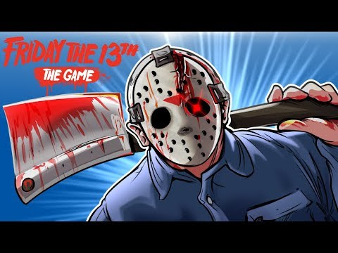 Thumbnail: Friday The 13th - NEW JASON, MAP & COUNSELOR! (Part IV Jarvis House!)