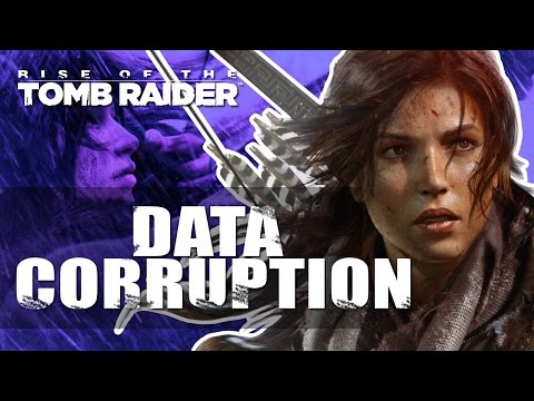 Rise of the Tomb Raider: Data Corruption Challenge (Soviet Installation)