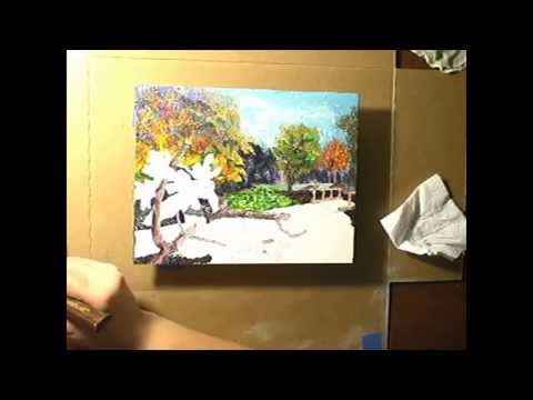 Landscape Painting–Nature Cures
