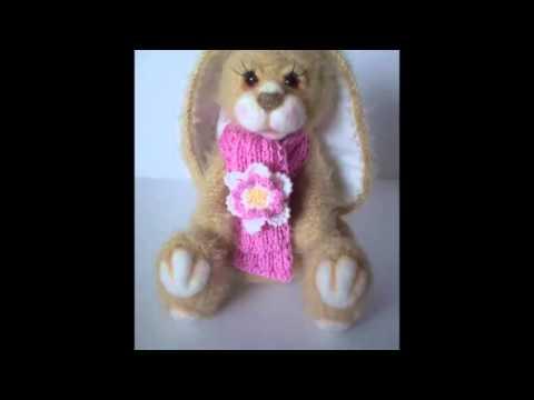 Amigurumis Conejos Paso A Paso : Cómo hacer un sencillo conejo amigurumi youtube