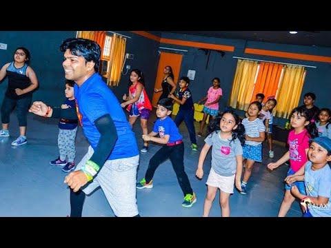 Mom & Kids I Zumba Party I Children`s Day Special I Agra I Priyank Dhakar