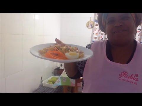 Almoço delicioso e rápido com R$ 2,00