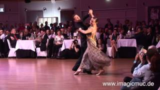 QuickStep - Mirko Gozzoli & Edita Daniute - EuroDance 2011