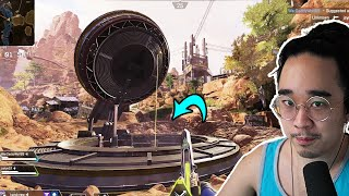 Another secret VAULT Opens on Kings Canyon... What's Inside? (Apex Legends Season 5)