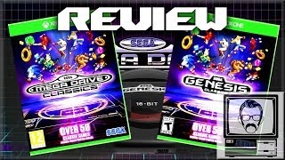 Sega Genesis Classics Collection Review / Mega Drive Classics | Nostalgia Nerd