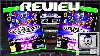 Sega Genesis Classics Collection Review / Mega Drive Classics | Nostalgia Nerd