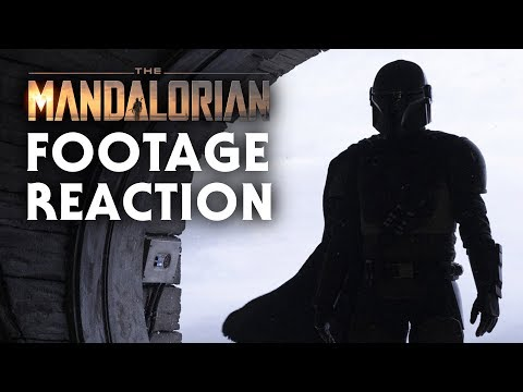 The Mandalorian Panel and Footage Reaction - Breakdown and Analysis with Joseph Scrimshaw Mp3