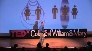 A Noise Annoys. Perhaps Enough to Save Lives. | Dr. John Swaddle | TEDxCollegeofWilliam&Mary