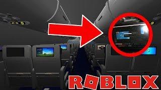 SPIELEN ROBLOX AUF EINEM PLANE! Roblox Flugzeug Top lustige Momente!