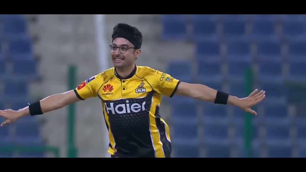 Zalmi Da Pekhawar | Karan Khan | Regional Anthem PSL 6