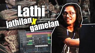 LATHI Cover Versi Jathilan Drop Garap Ladrang
