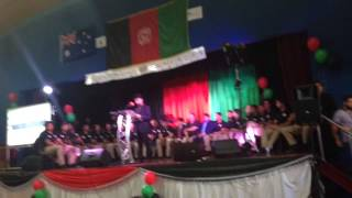 Pashtooni Cricket team