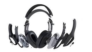 Phonaudio Headphone - In the detail
