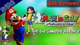 Mario Golf Advance Tour :  Zak Reviews #1